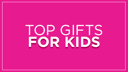 Find Creative Gifts for kids of all ages!