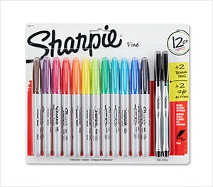 Sharpie® Markers & Pens