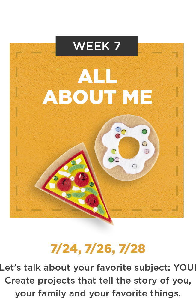Week 7: All About Me