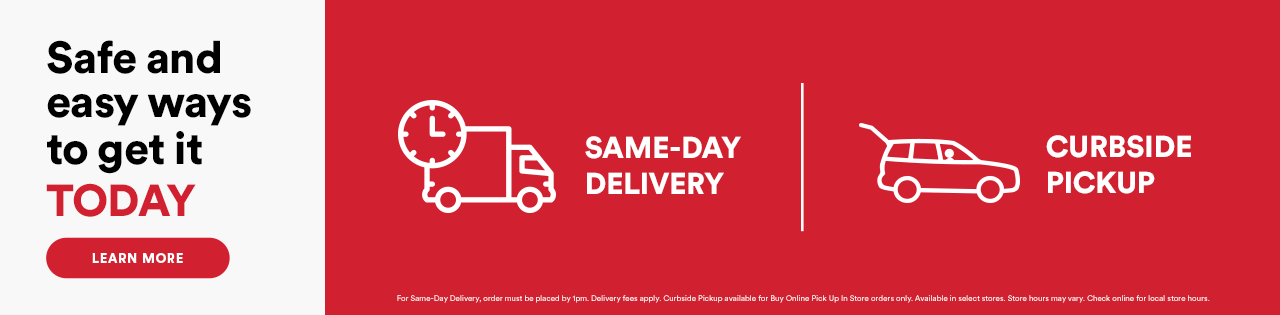 Need It Today? Try Same-Day Delivery