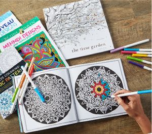 Free Coloring Time At Michaels