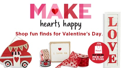 Make Hearts Happy -Buy Online Pick Up In Store