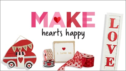Check Out Fun Finds for Valentine's Day!