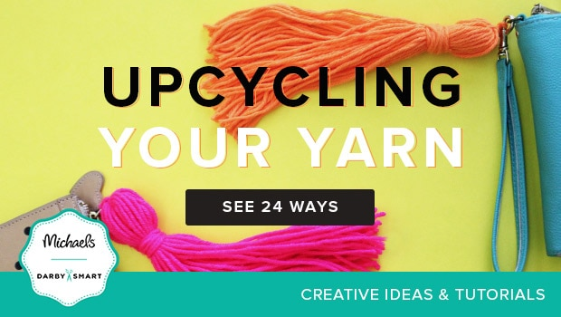 Upcycling Your Yarn