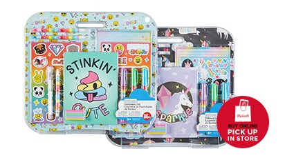 $10 EACH Stationery Sets by Creatology™. Reg. $15 Each. Buy Online Pick Up In-Store