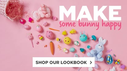 MAKE some bunny happy – Shop Our Lookbook