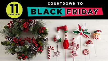 60% OFF ALL Stems. Countdown to Black Friday - 11 Days Left