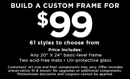 build a custom frame
