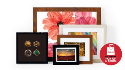DoorBuster - 60% OFF ALL Belmont Frames & Shadow Boxes by Studio Décor®. Buy Online Pick Up In-Store