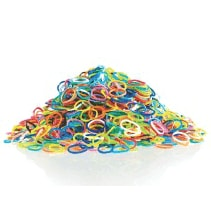 Rainbow Loom Ruber Band Refills 4 for $10