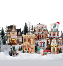 Save 30% on Lemax® Christmas Village Collection