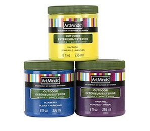 Outdoor Paints