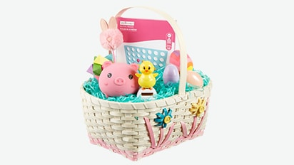 50% OFF Easter Basket Stuffers By Creatology®