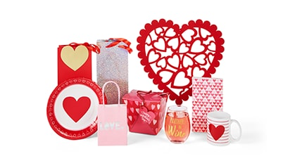 40% OFF Valentine's Day Party Packaging by Celebrate It®