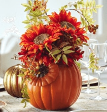 Save 40% on Craft Pumpkins