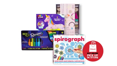 BUY ONE, GET ONE 50% OFF Kids' Activity Kits. Buy Online Pick Up In-Store