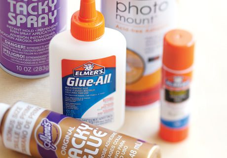Glue, Tape & Adhesives