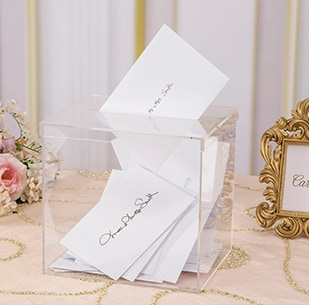 Wedding Card & Envelope Holders