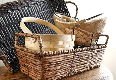 Baskets & Storage